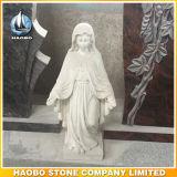 Marmer Onze Dame van Gunst Maagdelijke Mary Catholic Figurine