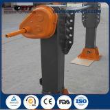 Halb Schlussteil-LKW-hydraulisches Fahrgestell