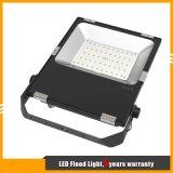 Più nuova-Ultra lampada di inondazione sottile di 130lm/W 10With20With30With50W LED