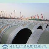 GRP tubos y tubos de plástico reforzado con fibra para hidroeléctricas