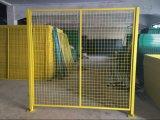 塀の製造者のためのPVC上塗を施してある溶接された金網