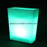Pot van de Bloem batterijkabels van van uitstekende kwaliteit van de Kleur de Veranderende Voor Verkoop