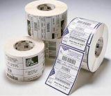 Collants de papier personnalisés de PVC/Pet/Art pour le conditionnement des aliments