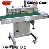 Drf1000 banda contínua horizontal de máquinas de embalagem de colagem de tinta