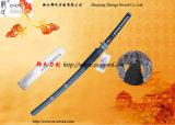 Letzte Samurai-japanische Klinge Katana reale Blatt-Dekoration