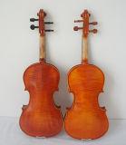 Sinomusik sólidos instrumentos musicales violín violín gratis caso de venta