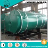 A caldeira de vapor de gás horizontal