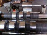 Bande auto-adhésive argentée de papier d'aluminium
