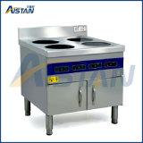 Xdc700-002 het Op zwaar werk berekende Commerciële Kooktoestel van de Wok van de Inductie