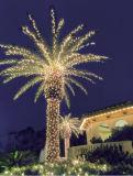 Lumières légères de décoration de Noël de l'arbre DEL
