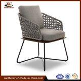 Новый открытый дерева веревки коллекция садовая мебель стул Wf00607