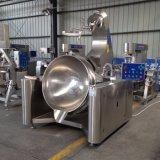 Kokende Ketel van het Suikergoed van de Noga van de Levering van de Fabriek van China de Industriële Automatische met Mixer