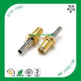 Calidad del conector de cobre femenino de SMA Rg217 buena