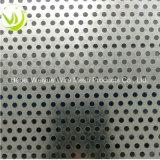 Peu d'ouverture de la feuille de métal perforé en acier inoxydable