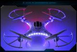 Promocional! Plataforma de vôo F183 com controle remoto duplo Professional RC Drone 2MP Camera HD