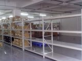 Factory Industry Logistic Equipment Medium Simple Duty Racking clouded