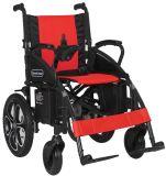 Das faltbare elektrische Mobilitäts-Roller-Cer, das für das ältere/genehmigt wurde, sperrte,/behinderte