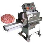 Alto cortador cocinado Effciency de la carne con acero inoxidable