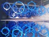 Flange Ductile do ferro do ferro de molde Dn40-Dn2200 para a tubulação