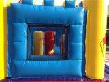 2016 heißes verkaufenwinnie aufblasbares mini federnd Haus für Kinder