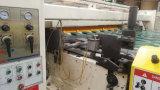 Máquina de estaca ondulada do cartão da lâmina giratória ondulada