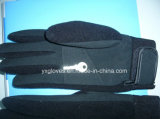 Rennende handschoen-Sport handschoen-Veiligheid handschoen-Hand handschoen-Gewicht Opheffende Handschoen