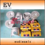 H07CT H06CT J05e J08e J08CT Kolbenring-Zylinder-Zwischenlage-Installationssatz für Hino Maschinenteile