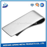 Изготовленный на заказ нержавеющая сталь/алюминий/медь/утюг/металл точности штемпелюя часть