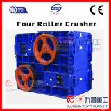 Rollen-Zerkleinerungsmaschine der Granit-Zerkleinerungsmaschine-Kalkstein-Schleifmaschine-vier