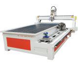 4 Ejes 1325 rebajadora CNC para madera con eje de rotación independientes