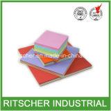 Il documento di Origami del documento di costruzione di colore Handcraft il mestiere di carta di DIY