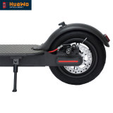 La rotella pieghevole due del motore senza spazzola della batteria di litio elettrica si leva in piedi in su il motorino