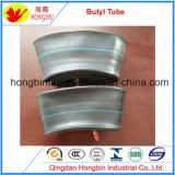 Tube de butyle de haute qualité du tube de caoutchouc naturel de pneus pour motos 275-18 et 275-17 du tube