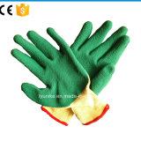Теплые рабочие перчатки с покрытием из латекса