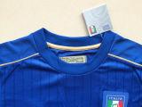 Funda larga Italia Jersey casera de la taza de 2016 europeos