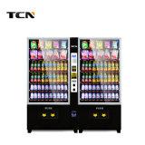 Prix de plusieurs boissons chaudes et froides de la soude et le snack-distributeurs automatiques de boissons