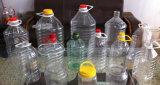 가득 차있는 자동적인 5개 리터 플라스틱은 세륨을%s 가진 중공 성형 기계를 병에 넣는다