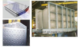 Air Heat Exchanger Waste Heat Recovery Unit에 육각형 Plate Type Air Preheater /Air