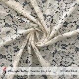 De textiel Katoenen van de Guipure Stof van het Kant voor de Kleding van het Huwelijk (m3479-g)