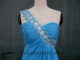 Vestido de noite Maxi do vestido do baile de finalistas do partido das senhoras novas da forma com perolização