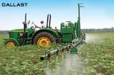 Chromed одиночный действующий гидровлический цилиндр для аграрной машины