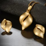 호화스러운 여자 최신 모형 금 형식 보석은 돌 없이 놓았다