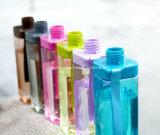 Квадратные бутылка бутылки 2018 несвязанной вода формы BPA новая