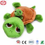 Jouet mignon de peluche de yeux de tortue de nounours de Rus-Berrie Shelley Valentine grand