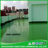 多彩な床によって使用されるPolyurea Antiwaterの反スリップ、反摩耗