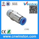 Пневматический задерживающий клапан Fitting с CE