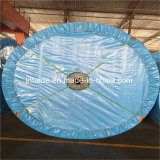 Ignífugo y antiestático para uso general de cable de acero Correa transportadora