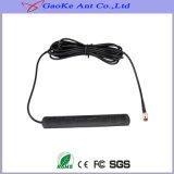 2.4G WiFi Gummiantenne, 2.4G 3dBi drahtlose Fräser WiFi Außenantenne DoppelbandWiFi Antenne