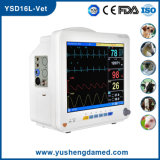Este monitor de paciente veterinário multi-paramétrico aprovado ISO ISO