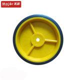 rotella solida della macchina per colata continua del pneumatico del PVC di 150mm piccola